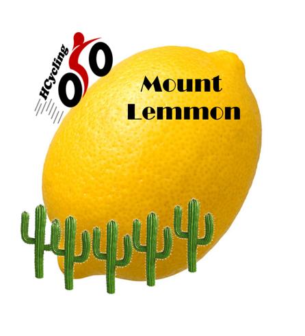 Climbing Mt. Lemmon